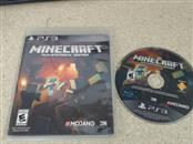 MINECRAFT - PS3 GAME